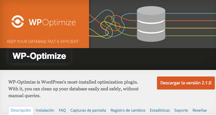 wp optimize plugins wordpress woocommerce